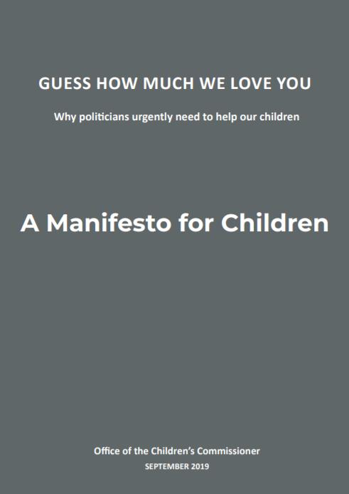 A Manifesto for Children