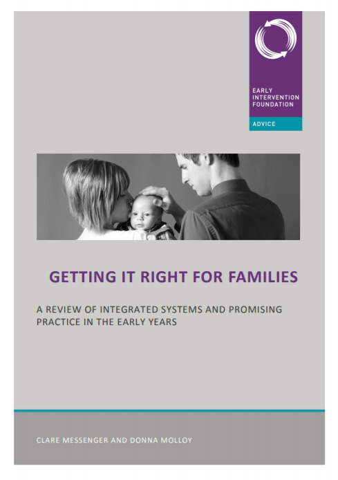 Getting it Right for Families