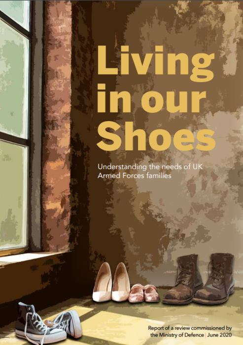 Living in our Shoes: Understanding the needs of UK Armed Forces families